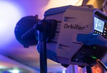 ARRI Orbiter LED Light