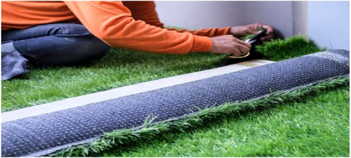 Install a Synthetic Grass Carpet