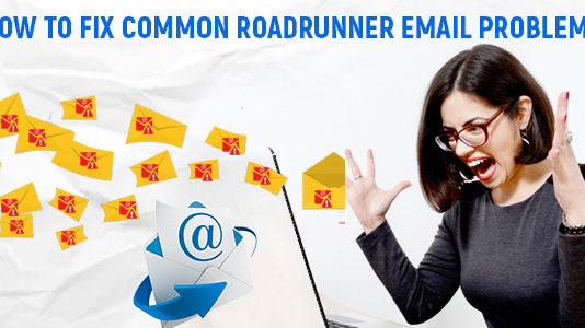 How to fix common roadrunner email problems