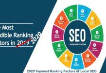 2020 Ranking Factors