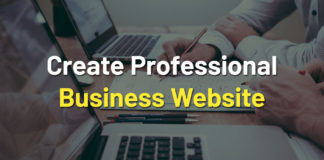 Creating A Website For Your Business