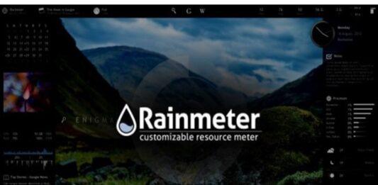Best Rainmeter Skin in 2020