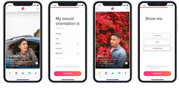Change Location On Tinder