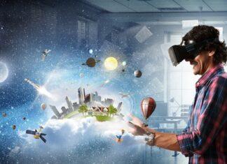 VR app development services