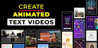 text video maker