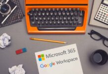 Google Workspace backup