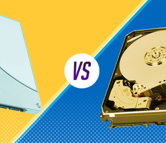 solid state vs hard drive